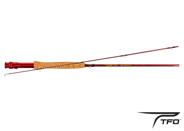 TFO Bug launcher fly rod