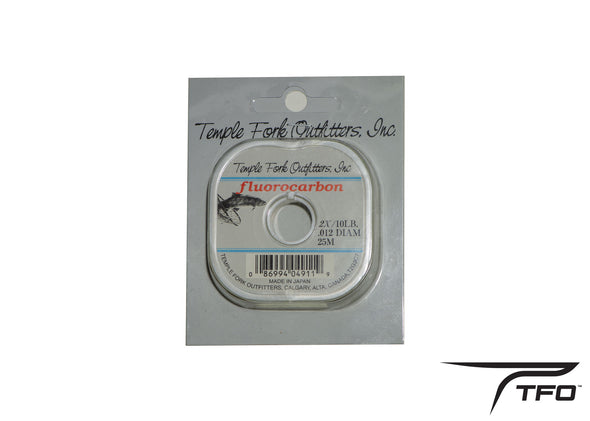 TFO Fluorocarbon Tippet (NOW ON CLEARANCE 40% OFF)