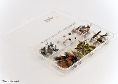 TFO Clear Compartment Fly Boxes | TFO - Temple Fork Outfitters Canada