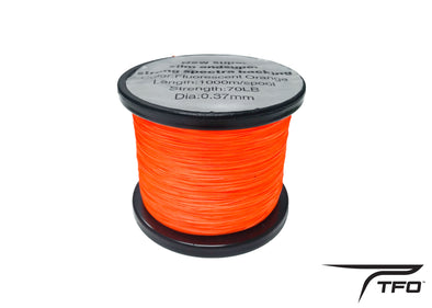 TFO spectra backing orange