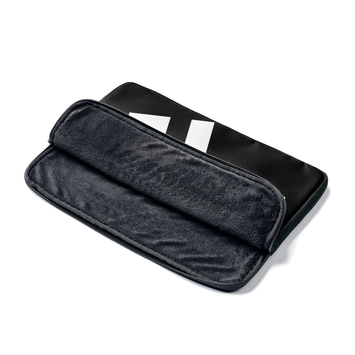Black Laptop Sleeve 001 - Hustle Touch