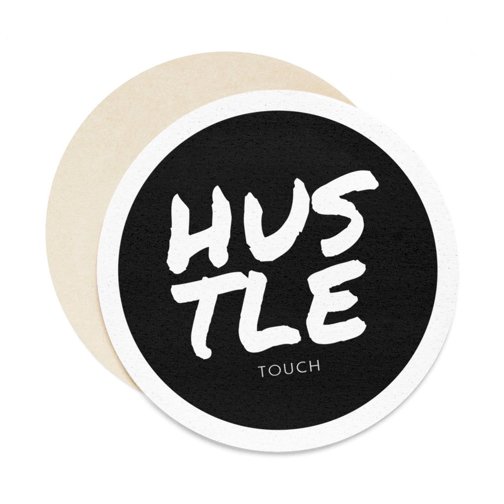 Coaster Set 001 - Hustle Touch