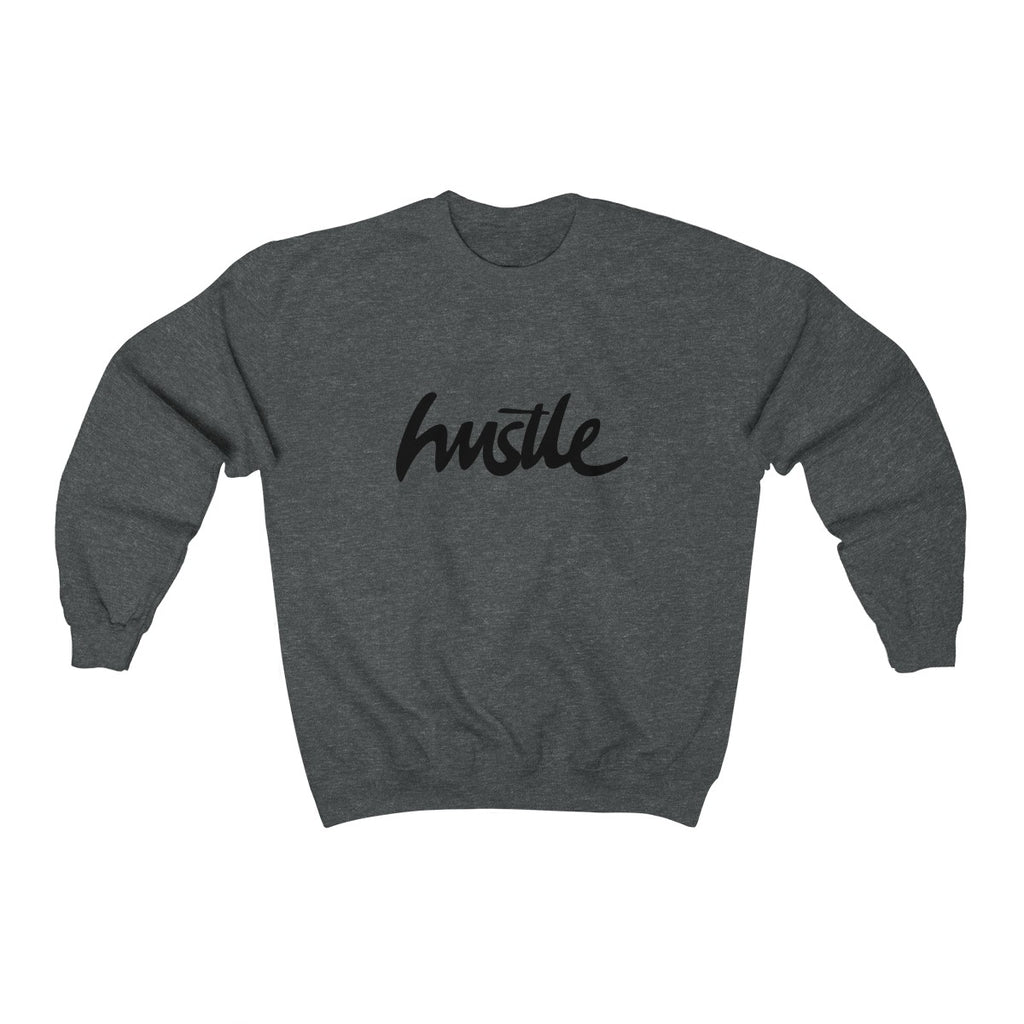 Hustle Sweatshirt 001 - Hustle Touch