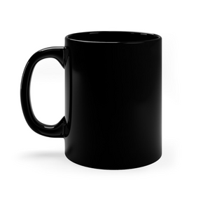 Black Hustle Mug 001 - Hustle Touch