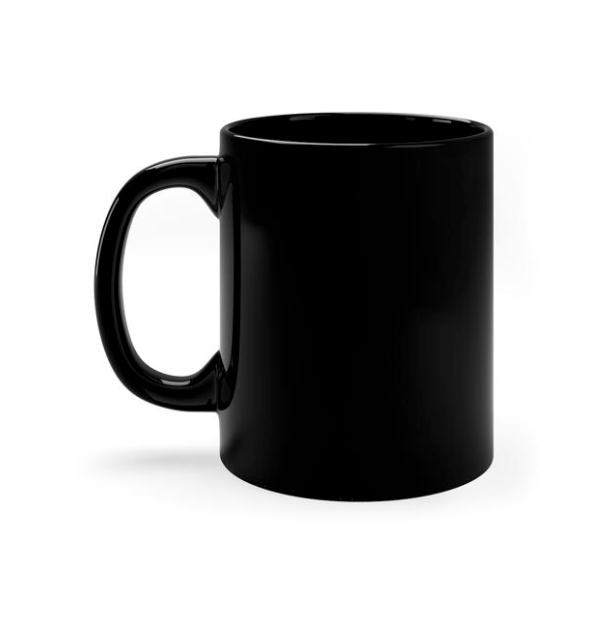 Black Hustle Mug 003 - Hustle Touch