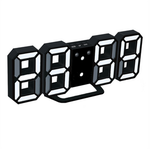 Digital Clock - Hustle Touch