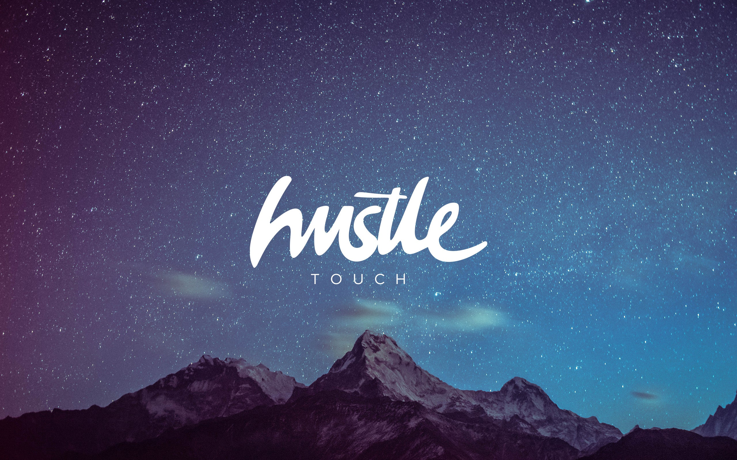 Get our Hustle Touch Wallpaper 046 for free. Give your setup a special hustle vibe with our wallpaper.