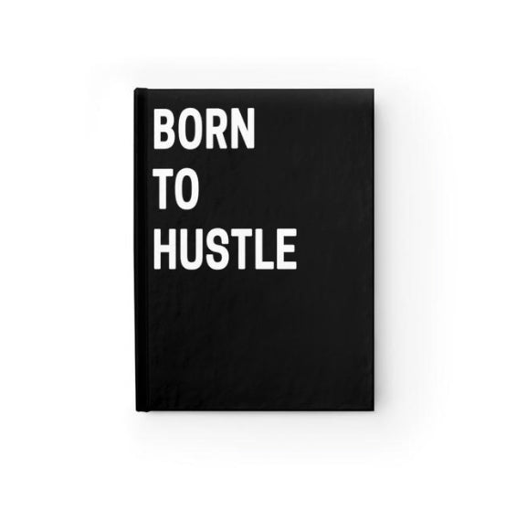 Hustle Notebook 008 - Hustle Touch