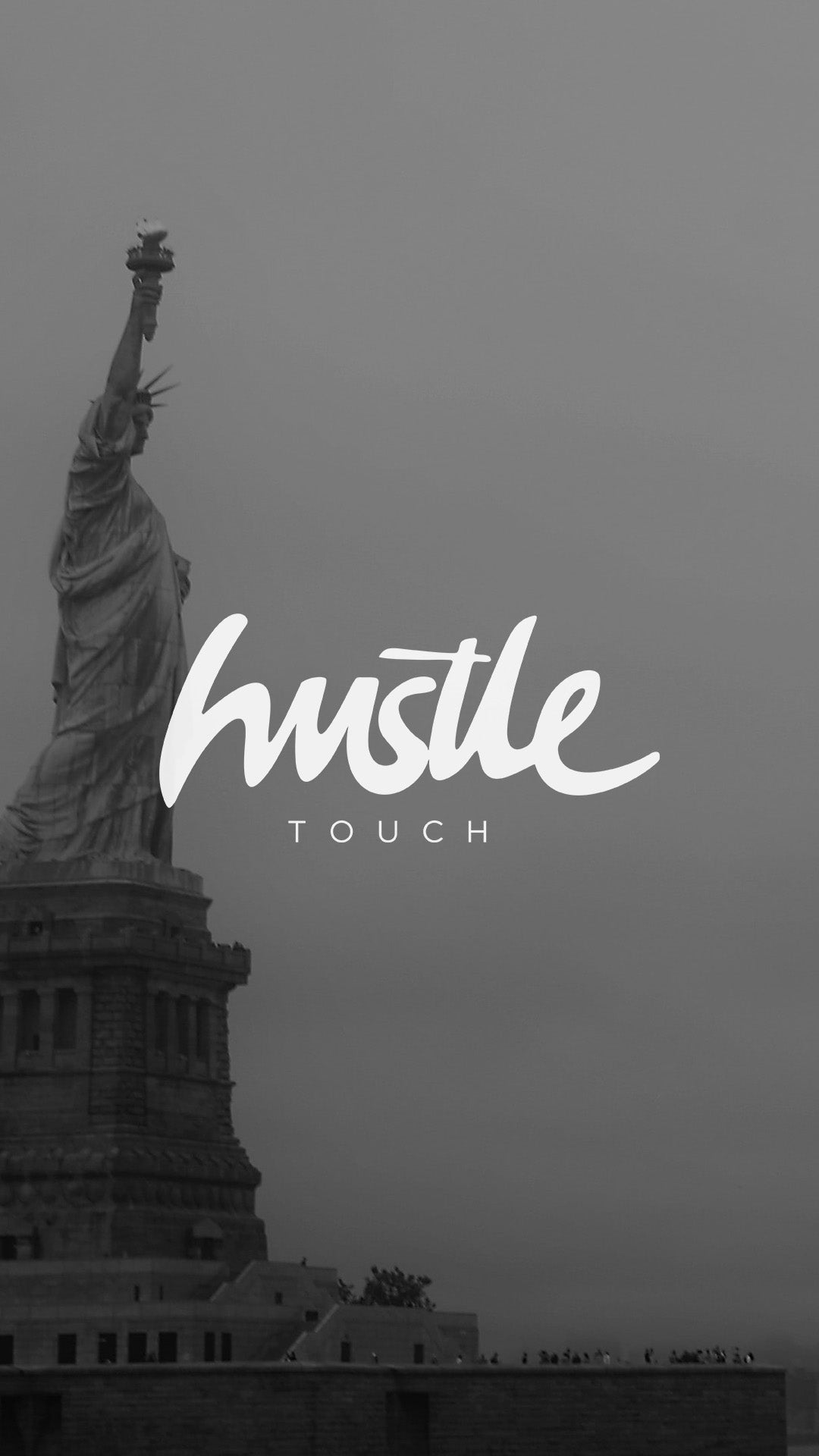 Phone Hustle Touch Wallpaper 009