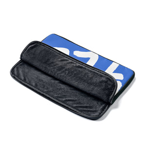 Blue Laptop Sleeve 004 - Hustle Touch