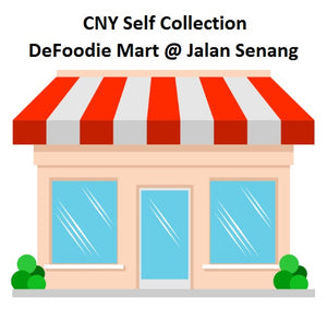 Self Collection of Items @ DeFoodie Mart @ Jalan Senang