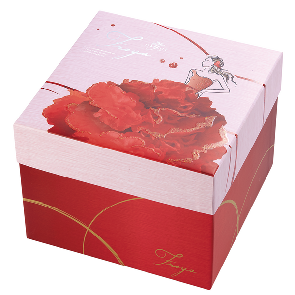 DeFoodie Mart CNY Goodies Gift Set 2019 New Arrival – Isabelle Flora Red