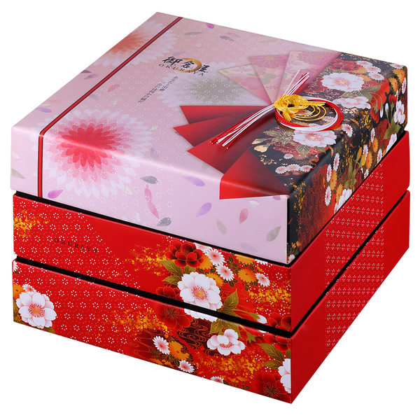 DeFoodie Mart CNY Goodies Gift Set 2019 New Arrival – Okuraya Kyoto Happiness