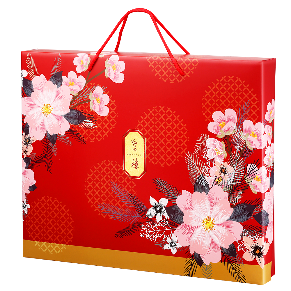 DeFoodie Mart CNY Goodies Gift Set 2019 New Arrival – Emperor Majestic