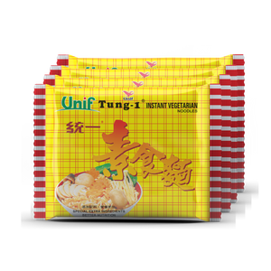 Unif Tung-I Vegetarian Noodle / 统一素食面