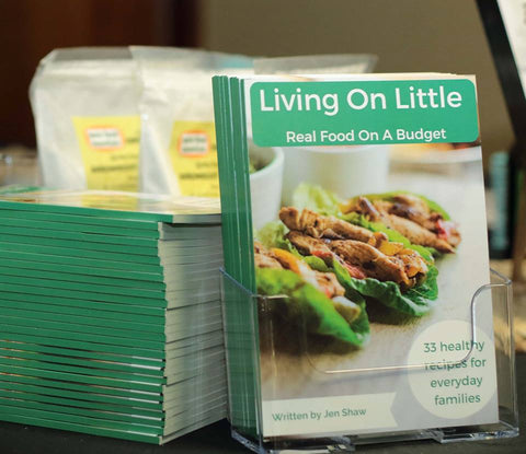 Living On Little - A Fundraiser Ebook For Emerge