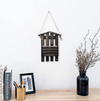 Wooden Letter Rack/Flower Rack