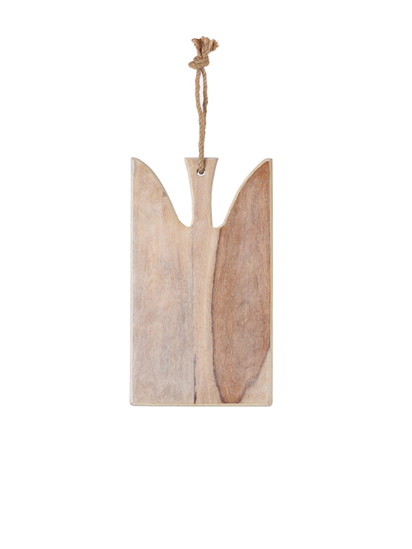 Brown Wooden Cutting Board - Wooden Home Decor