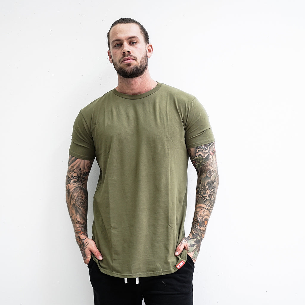 All Day Tee - Olive