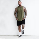 All Day Tank - Olive
