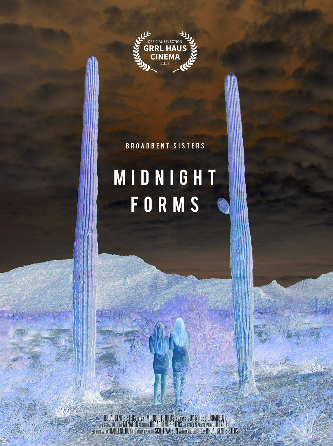 Midnight Forms - A Short Film by the Broadbent Sisters