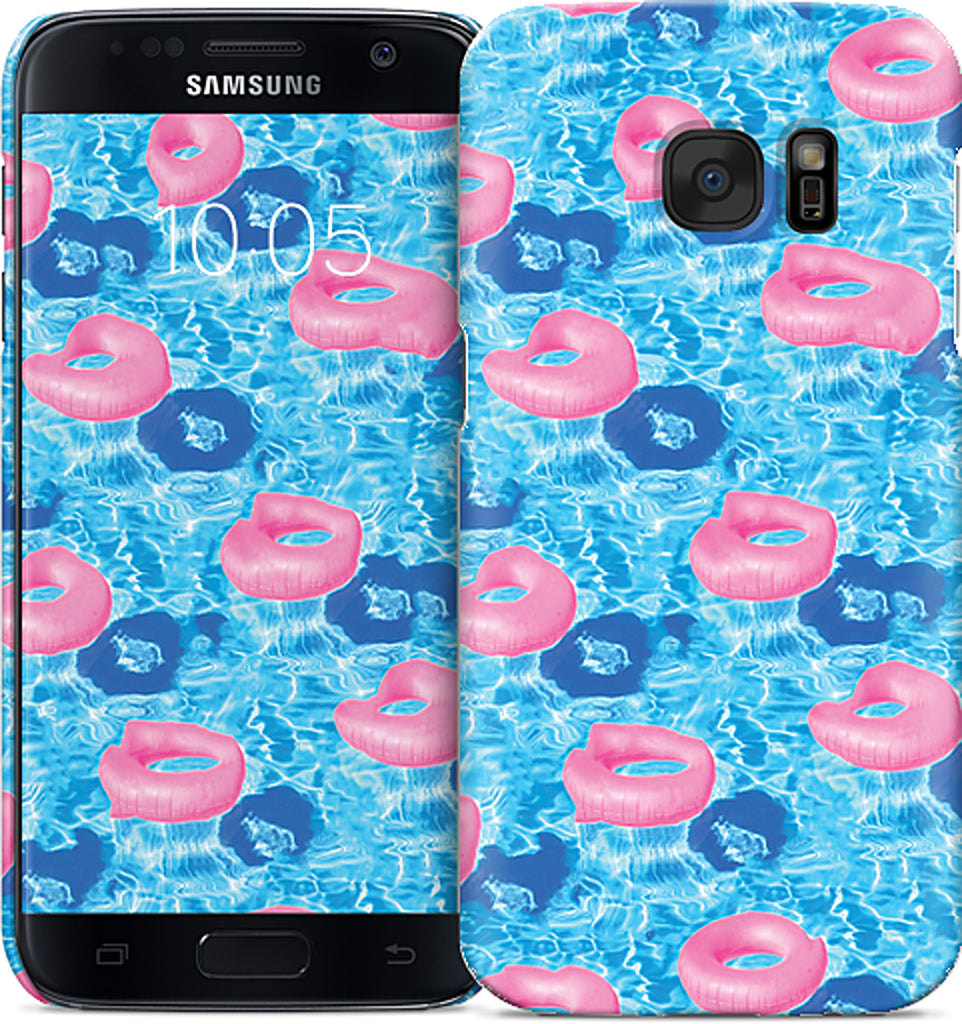 'POOLSIDE' Samsung Case