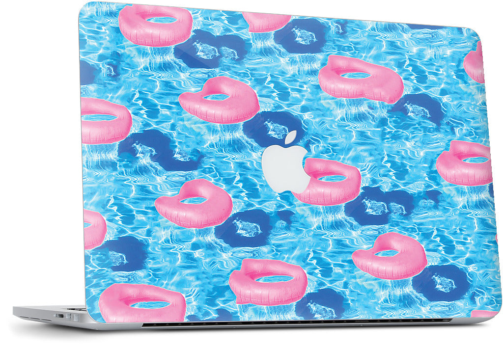'POOL' Laptop Skin