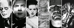 Classic Movie Monsters Halloween