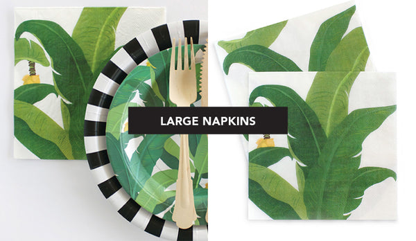 LARGE NAPKINS