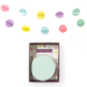 Garland - Rainbow Confetti 1pc