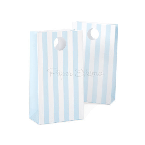 Party Bag Powder Blue 12pc