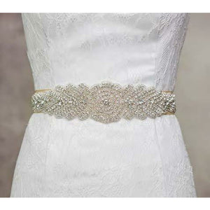 Kasey - Wedding Belt - Trestina