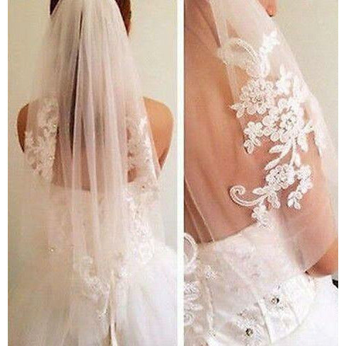 Faith - Wedding Veil - Trestina