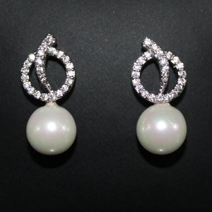 Aspen - Wedding Earrings - Trestina