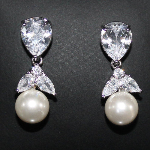 Aubrey - Earrings - Trestina
