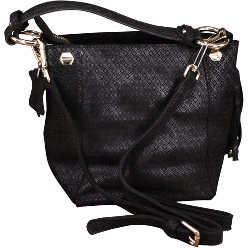 Trestina Black Small Handbag