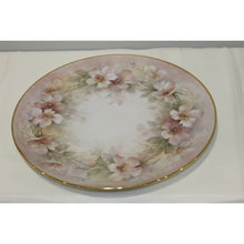 Load image into Gallery viewer, Antique Handpainted Plate