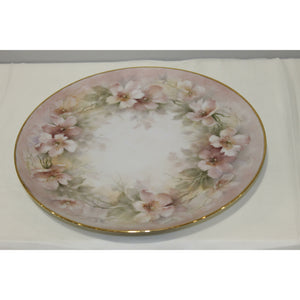 Antique Handpainted Plate