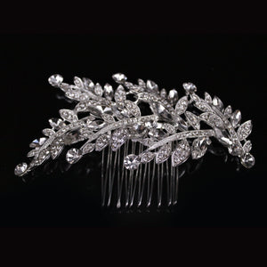 Hollis - Wedding Hairpiece - Trestina