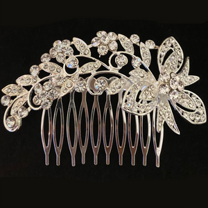 Harmony - Wedding Hairpiece - Trestina