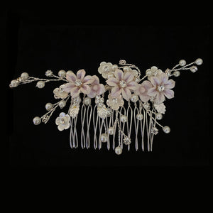 Heer - Wedding Hairpiece - Trestina