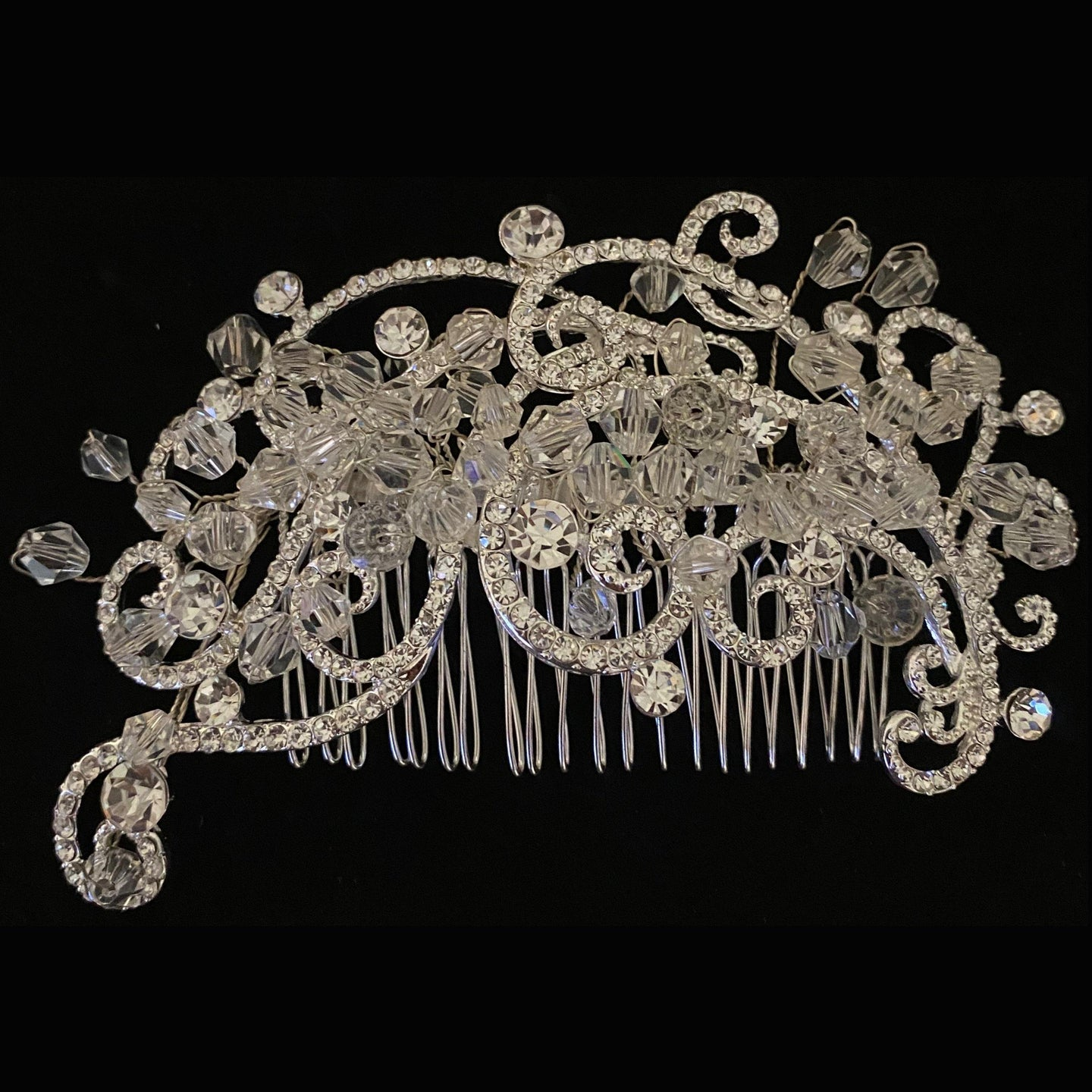 Hera - Wedding Hairpiece - Trestina