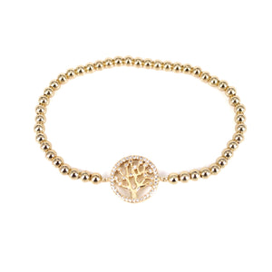 Bec - Tree of Life Bracelet - Trestina
