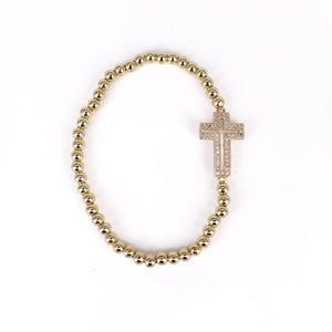 Bora - Cross Bracelet