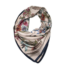 Load image into Gallery viewer, Silvia - Square Scarf - Trestina