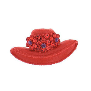 Red Hat Brooch - Trestina