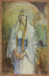 Queen Esther painting by Minerva Teichert prints for sale from High Desert Dry Goods
