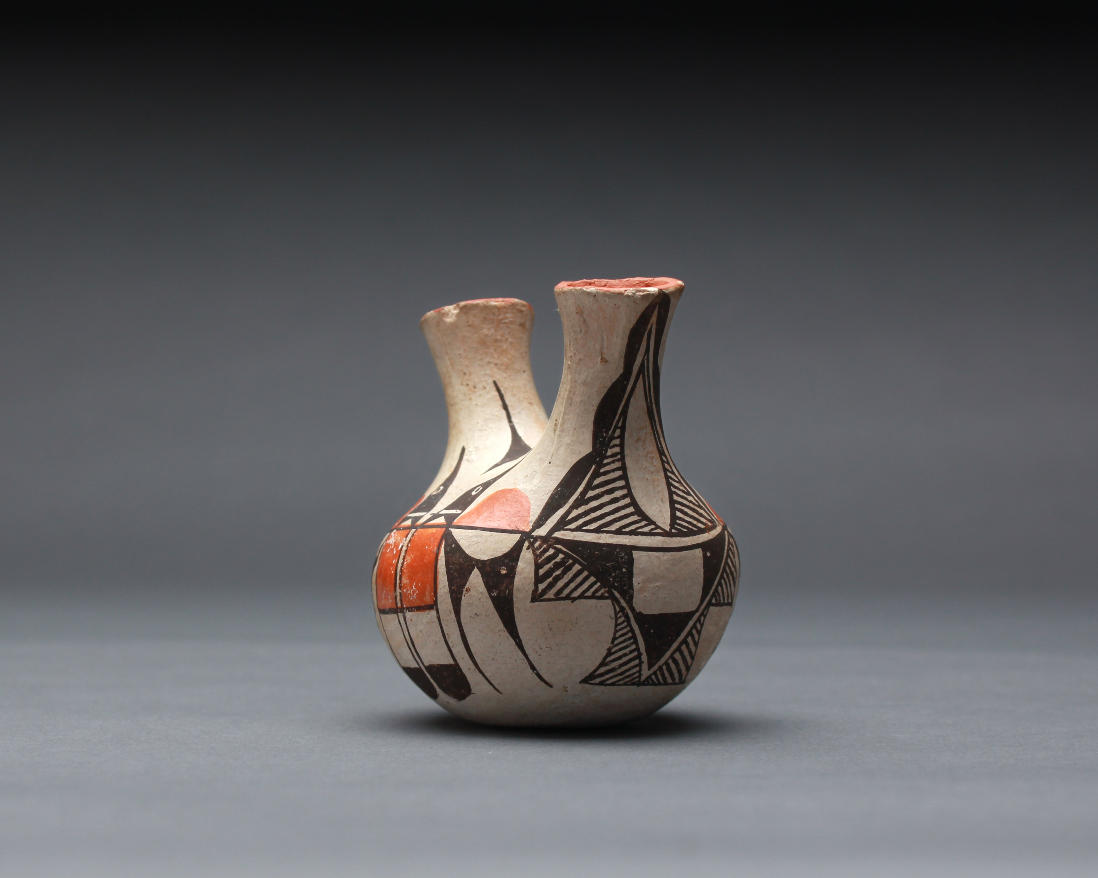 Rising Sun Mini Pueblo Wedding Vase