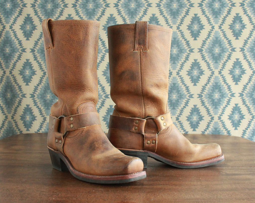 Classic Frye Harness Boot Women's Size 8 M