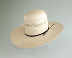 10x straw hat with round crown size 6 5/8